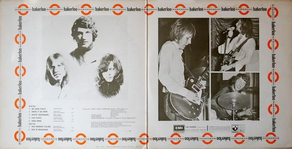 Bakerloo - Bakerloo (1969)