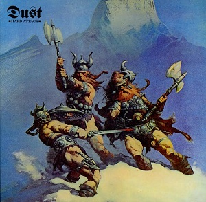 Dust - Hard Attack (1972)