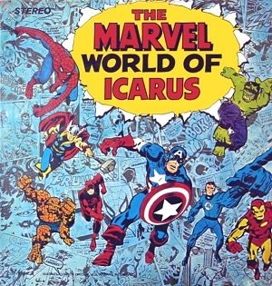 Icarus - The Marvel World Of Icarus (1972)