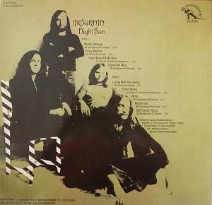 Night Sun - Mournin (1972)