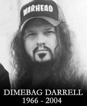 Dimebag Darrell (1966-2004)