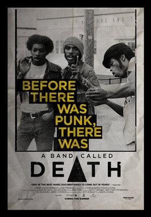 Desde el sofá... A band called Death (2012)