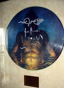 El disco perdido de Tool