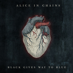 1. Alice in Chains - Black gives way to blue