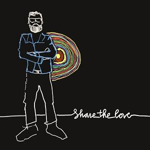 Greg Keelor - Share the love (2021)