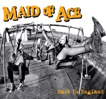 Maid Of Ace ‎– Maid In England (2016)