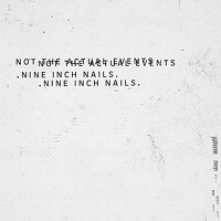 Nine Inch Nails - Not the Actual Events EP (2016)