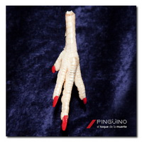 Pingüino - El toque de la muerte EP (2012)