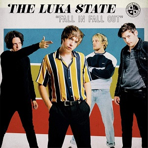 The Luka State - Fall In Fall Out (2021)