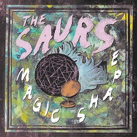 The Saurs - Magic Shape (2015)