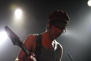 Omar Rodríguez López Group - Music Hall (Barcelona, 11/07/2012)