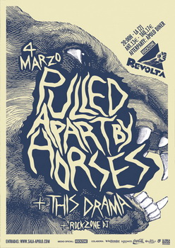 Pulled apart by horses + This Drama