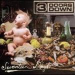 3 Doors Down – Seventeen Days