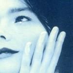 Björk, rompiendo el hielo.