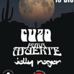 SubNoise presenta: Cuzo + Pura Muerte + Jolly Roger