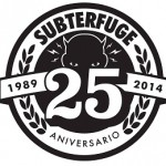 Las bodas de plata de Subterfuge Records
